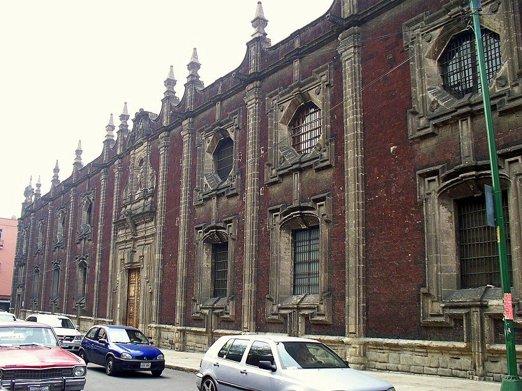 estacionamiento deprisa isabel la católica
