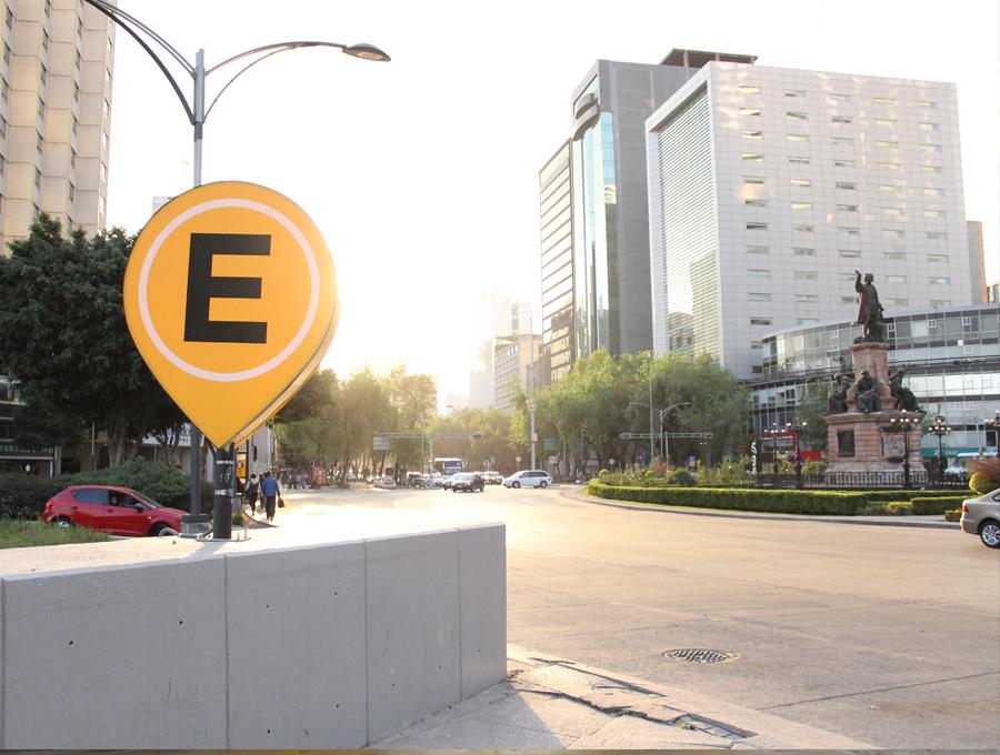 Estacionamiento Deprisa Reforma Colón