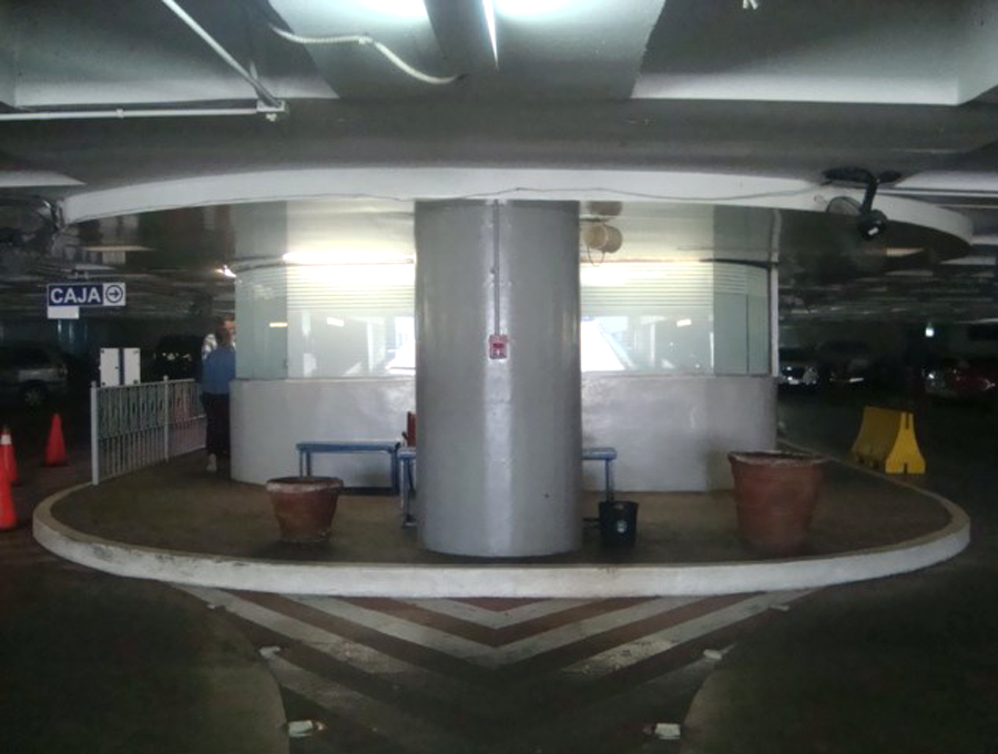estacionamiento deprisa Tampico