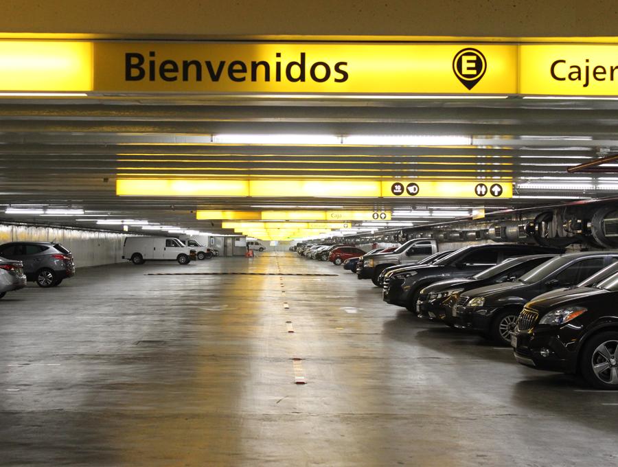 estacionamiento deprisa reforma
